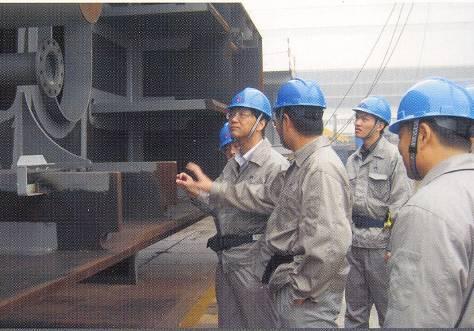 船舶和海洋工程总体建造工艺